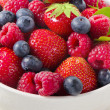 Fresh berries — Stock Photo #33853687