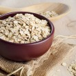 Oat flakes — Stockfoto