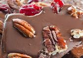 Broken chocolate — Stock Photo