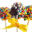 Cake pops — Stock Photo