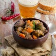 Beef stew — Stock Photo #37168483