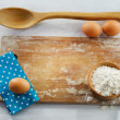 Baking ingredients — Stockfoto #37673457
