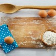 bakning ingredienser — Stockfoto