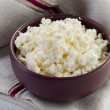 Stock Photo: cottage cheese&quot