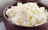 Süzme peynir — Stok fotoğraf