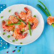 Tiger shrimps — Stock Photo #39791857