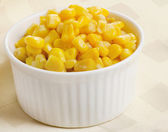 Kukurydza cukrowa — Zdjęcie stockowe