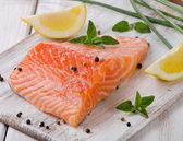 Salmon — Stock Photo