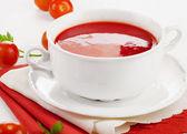 Tomato soup  — Photo