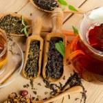 Black tea — Stock Photo #51588051