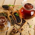 Black tea — Stock Photo #51588367
