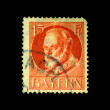 BAVARIA - CIRCA 1915: Series of stamps of Bavaria, Ludwig III, King of Bavaria (1845-1921), circa 1915 - Stock Photo