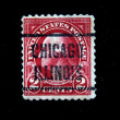 Royalty-Free Stock Photo: USA - CIRCA 1928: A stamp printed in USA shows President George Washington, circa 1928