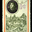 POLAND - CIRCA 1973: A stamp printed in Poland shows Kopernik, circa 1973 - Stock Photo