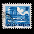 HUNGARY - CIRCA 1962: A stamp printed in Hungary shows , circa 1962 — Stock Photo