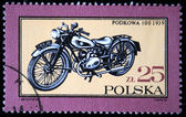 POLAND - CIRCA 1987: A stamp printed in Poland shows Podkowa 100 - 1939, circa 1987 — Stock Photo