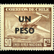 CHILE - CIRCA 1950s — Stock Photo