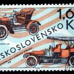 CZECHOSLOVAKIA - CIRCA 1969 — Stock Photo