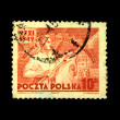 Postage stamp — Stock Photo #12170880