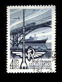 Briefmarken. — Stockfoto