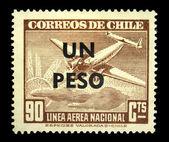 Chile - circa 1950 — Stockfoto