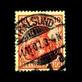 Německo - cca 1922 — Stock fotografie