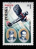 POLAND - CIRCA 1978 — Stock Photo