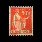 年頃 1955年 - フランス — ストック写真