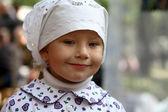 Daughter of Don Cossack Nastya — Stock Photo