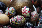 Easter egss — Stock Photo