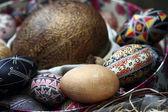 Easter egss — Stock Photo