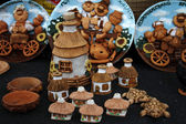 Ukrainian souvenirs from Poltava — Stock Photo