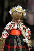 Ukranian doll — Stock Photo