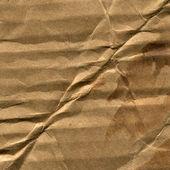 гофрировать картон — Стоковое фото