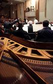 Symphony Orchestra of Lugansk — Stock Photo