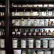Stock Photo: Pharmacy museum
