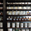 Pharmacy museum — Stock Photo