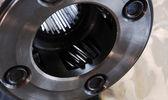差速器-机械设备διαφορικό - μηχανική συσκευή — 图库照片