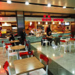 Stock Photo: Simit Saray Fast Food restaurant