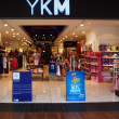 YKM boutique in mall Forum. — Stock Photo #37810937