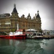 Stock Photo: HaydarpasTrain Station