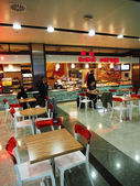 Simit Saray Fast Food restaurant — Stockfoto