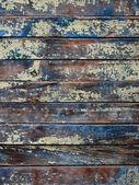 复古彩绘木板 — 图库照片