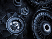 Automatic transmission — Stock Photo