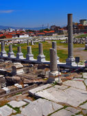 Ancient Agora, Smirna (Izmir) Turkey — Stock Photo