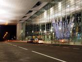 Аэропорт Донецк — Стоковое фото