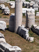 Ancient Agora, Smirna (Izmir) Turkey — Foto Stock