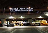 Airport Istanbul Sabiha Gokcen — Stock Photo