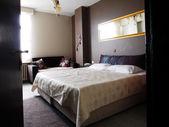 Interior de habitación en el hotel — Foto de Stock
