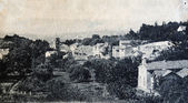 General view of Aygalades, Marselle, France, 1900s — Stock Photo